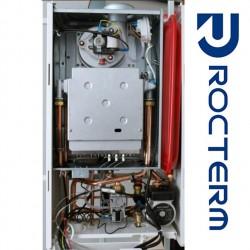 Настенный двухконтурный газовый котел ROCTERМ TD-B20 турбированный