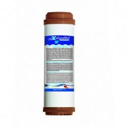 """Фильтр для воды обезжелезивающий универсальный FCCFE 10"""" 2 1/2 AquaKut"""
