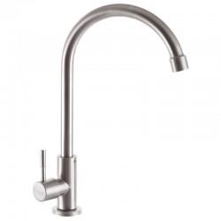 Кран для холодной воды из нержавеющей стали MIXXUS MONO-01.SUS