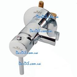 Смеситель для гигиенического душа на стену Hansberg Aura SL-04 встраиваемый