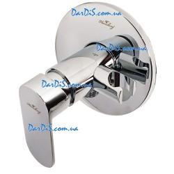 Встраиваемый смеситель для гигиенического душа Hansberg Aura SL-03