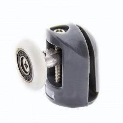 Ролик для душевой кабины верхний, серый В-43B 19, 23, 26, 28