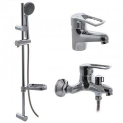 Комплект смесителей для ванной CRON HANSBERG SET-1