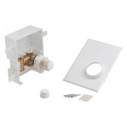 УУнибокс для теплого пола (RTL) (воздух) с термоголовкой SF008 FORTE