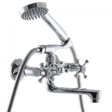 Купить смеситель для ванны с душем в Харькове O&L Champion Mayfair 142