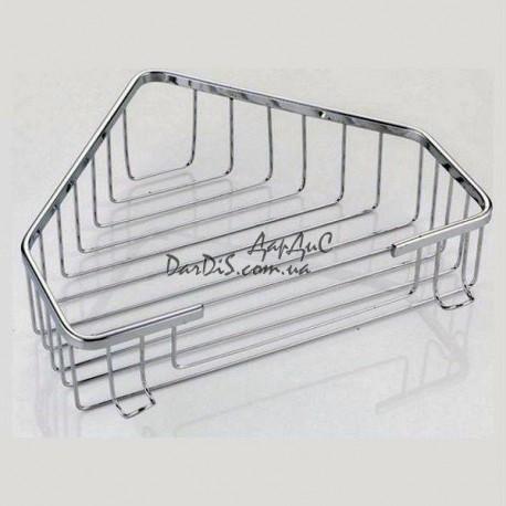Полка угловая решетка для ванной ZERIX LR335