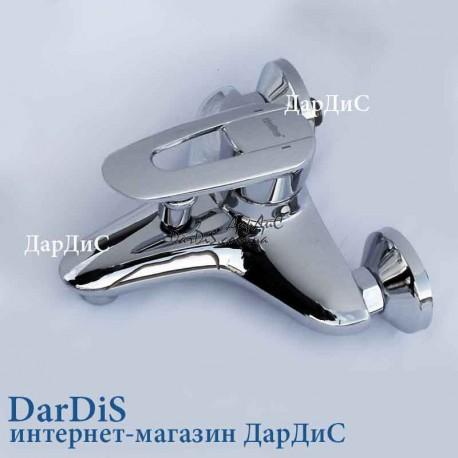Смеситель для ванны Haiba Disk 009 монолитный