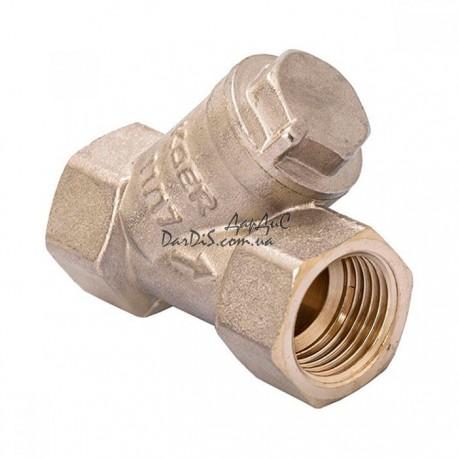 Фильтр грубой очистки 3/4 KOER KR.F01.N никелированный латунный