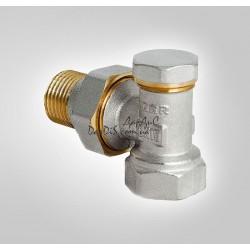 Вентиль радиаторный угловой 1/2 KOER KR.902