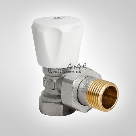 Вентиль радиаторный угловой 3/4 KOER KR.901