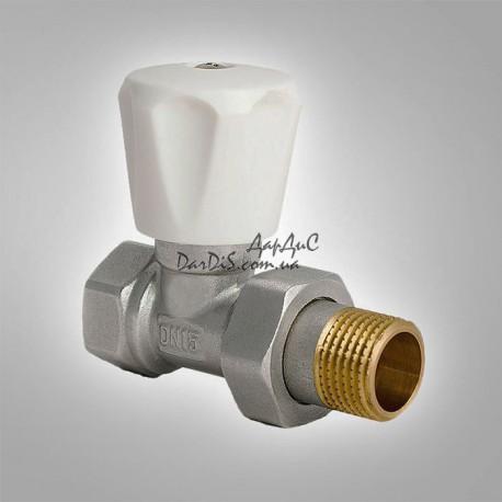 Вентиль радиаторный прямой 1/2 KOER KR.903