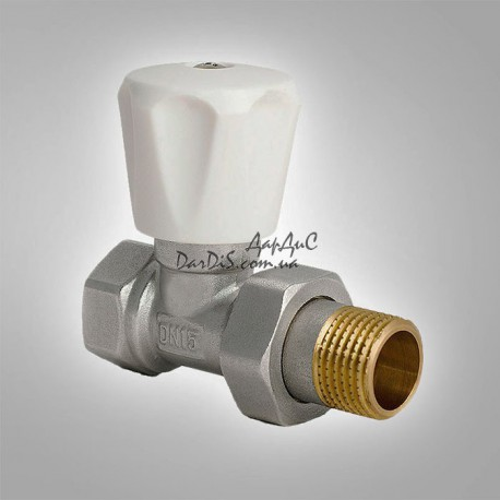 Вентиль радиаторный прямой 3/4 KOER KR.903