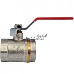 "Кран шаровый СК  1 1/2"" ГГР ART.602 Санком Water-Pro"
