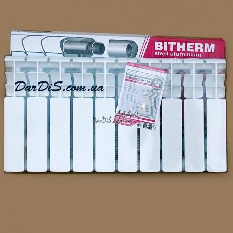 Биметаллический радиатор BITHERM 80  Bimetal-350