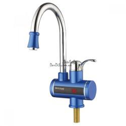 Проточный кран водонагреватель MIXXUS Electra 240-E Blue синий
