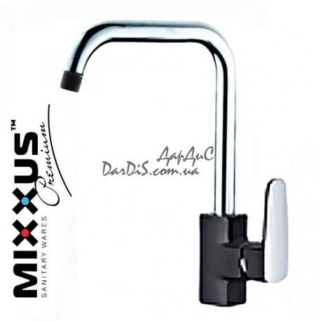 Mixxus Missouri 014 nut Bleck Черный смеситель для кухни на мойку