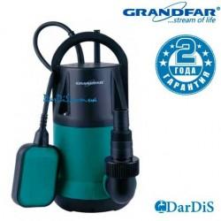Насос дренажный для чистой воды GRANDFAR GP551F