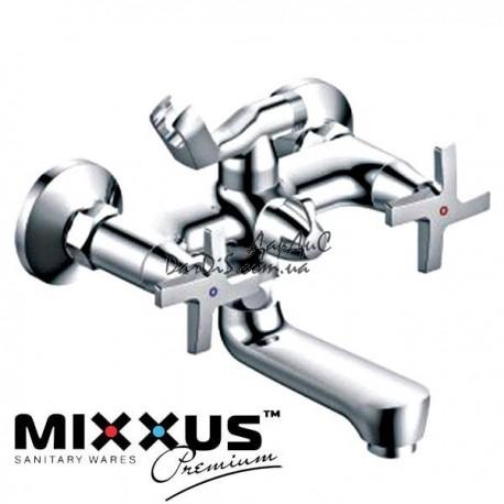 MIXXUS Premium GALAXY 142 Euro смеситель для ванны с душем