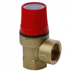 Предохранительный клапан KOER KR.1260 6BAR