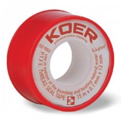 ФУМ лента KOER ST-01 WATER для воды