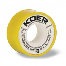 ФУМ лента KOER STP-02 PRO GAS для газа