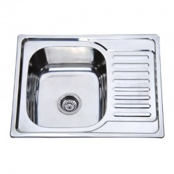 Мойка для кухни Zerix Z6350-06-160E satin