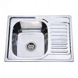 Мойка для кухни Zerix Z6350-08-180E satin