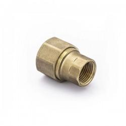 Врезка для трубы усиленная GEBO 34 мм x 1''