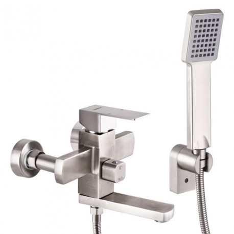 смеситель для ванной из нержавеющей стали  ZERIX LR73233