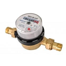 Счетчик холодной воды (водомер) Новатор ЛК-15Х-01