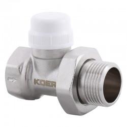 Клапан термостатический прямой KOER KR.923-GI 1