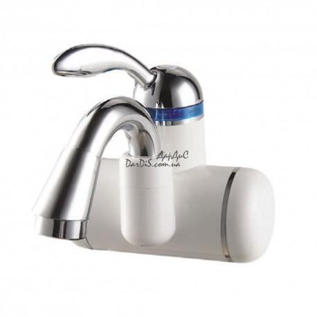 Электрический кран водонагреватель zerix ELW-05-2W