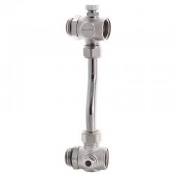 Байпас для коллектора с выходом для термометра KOER KR.1024 - 1''