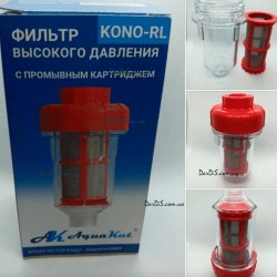 Фильтр для стиральной машинки AquaKut KONO с RL многоразовый