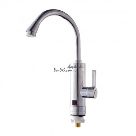 Электрический кран водонагреватель проточный Zerix ELW09-E