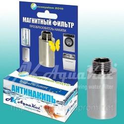 """Магнитный фильтр Антинакипь 1/2"""" MD"""