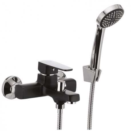 Mixxus Missouri 009 EURO Bleck Черный смеситель для ванны с душем