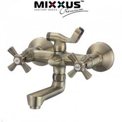 Смеситель для ванны MIXXUS PREMIUM RETRO BRONZE 142