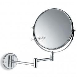 Косметическое зеркало настенное Zerix LR6108