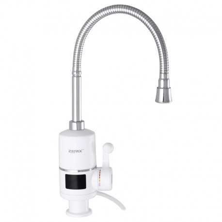 Электрический кран водонагреватель проточный zerix ELW-06-EF