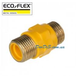 """Вставка диэлектрическая для газа 1/2"""" Eco-Flex"""
