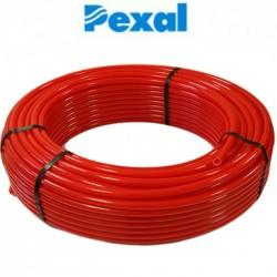 Труба для теплого пола с кислородным барьером Red PEXAL EVOH 16x2 PN10