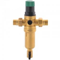 Фильтр промывной с редуктором давления и манометром KOER KR.1249 3/4''