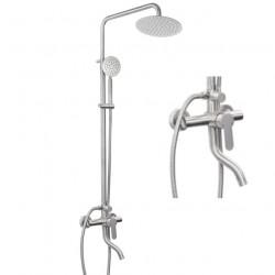 Смеситель для ванны c тропическим душем Champion SUS-009-J