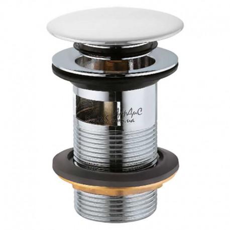 Донный клапан для раковины Zerix LR65-2 нажимной