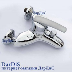 Смеситель для ванной с душем Haiba Agat 009