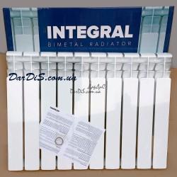 Биметаллический радиатор INTEGRAL 80 Bimetal-500L