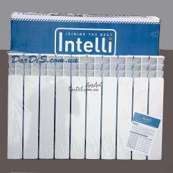 Биметаллический радиатор INTELLI 500/96 Bimetal 10-секций