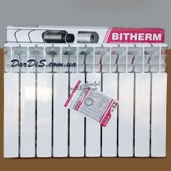 Биметаллический радиатор BITHERM 100 Bimetal-500L 10-секций