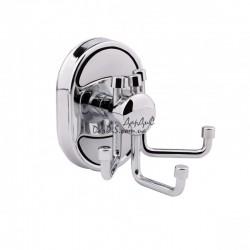 Вешалка крючок для ванны ZERIX Z2905-3